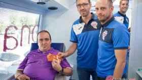 atletico valladolid donacion sangre 1