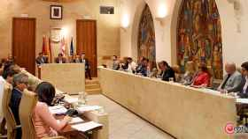 Pleno Salamanca Mayo 2017