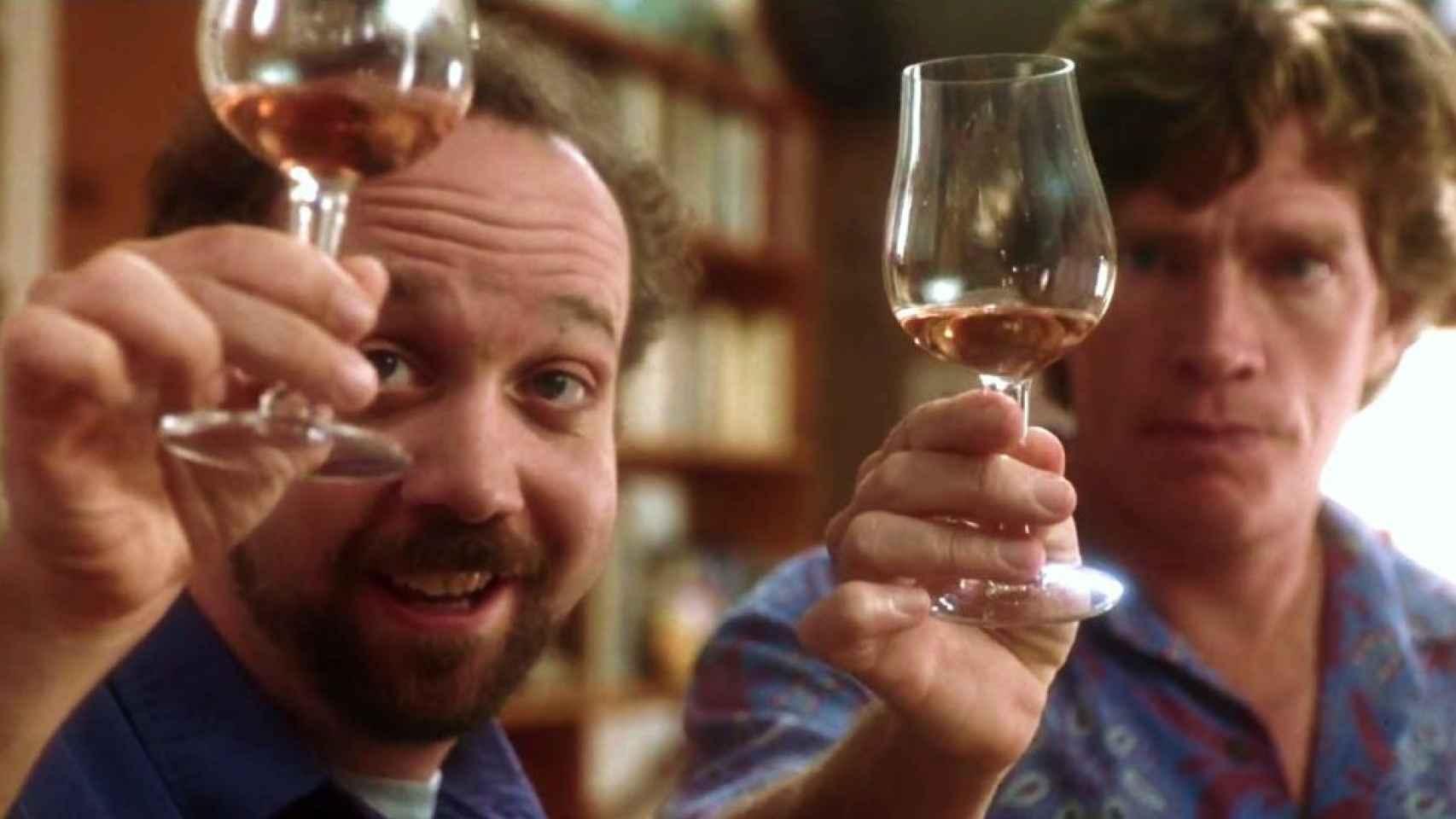 Películas que saben a vino