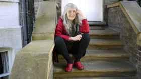 La historiadora Mary Beard, en una foto de archivo.