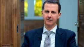 El presidente de Siria, Bashar al-Assad.