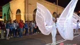 desfile carrozas fiestas medina del campo valladolid 29