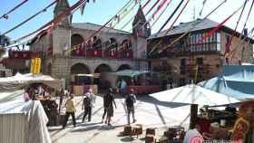 Zamora puebla sanabria mercado medieval 24