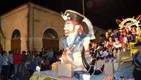 desfile carrozas fiestas medina del campo valladolid 31