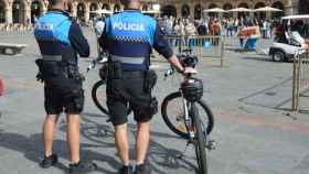policia local turistica salamanca