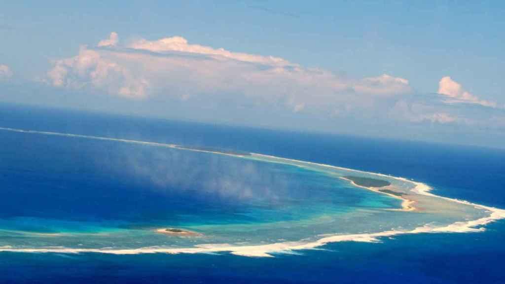 Una de las islas de Oceana.
