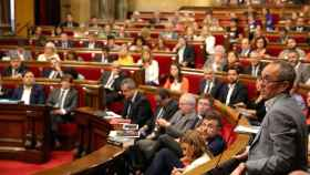 Joan Coscubiela, portavoz de Catalunya sí que es pot.
