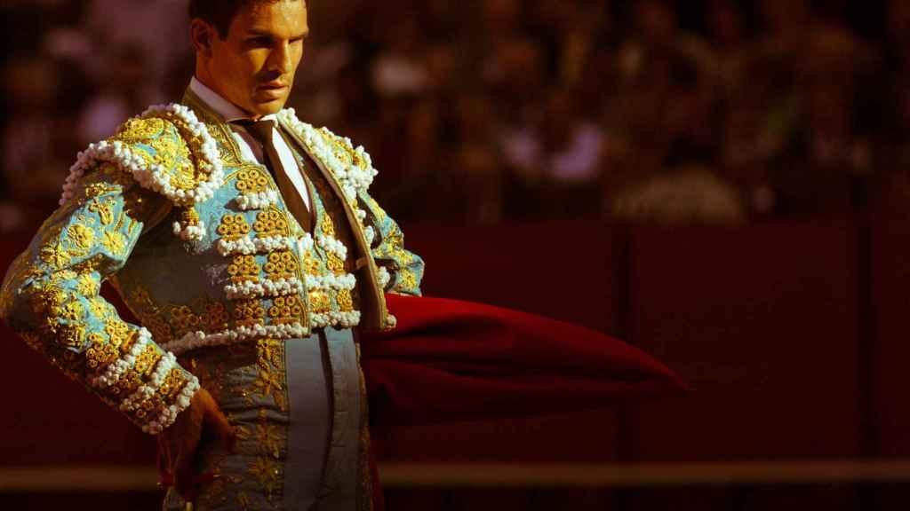 José María Manzanares en una de las fotografías de su página oficial.