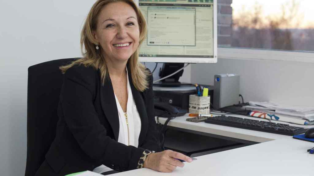 La doctora Carmen Ayuso es la directora científica del IIS-FJD y la jefa del servicio de Genética Médica.