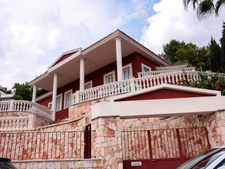 La lujosa vivienda de Laura Cameron en Bendinat