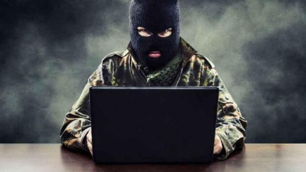 terrorismo redes sociales ordenador