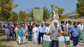 procesion virgen viloria cigales 1