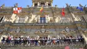 Salamanca-pregon-ayuntamiento