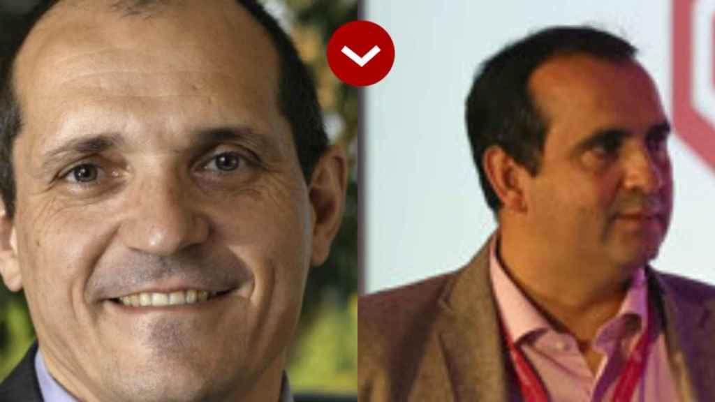 Javier Ojeda y Mario Celdrán.