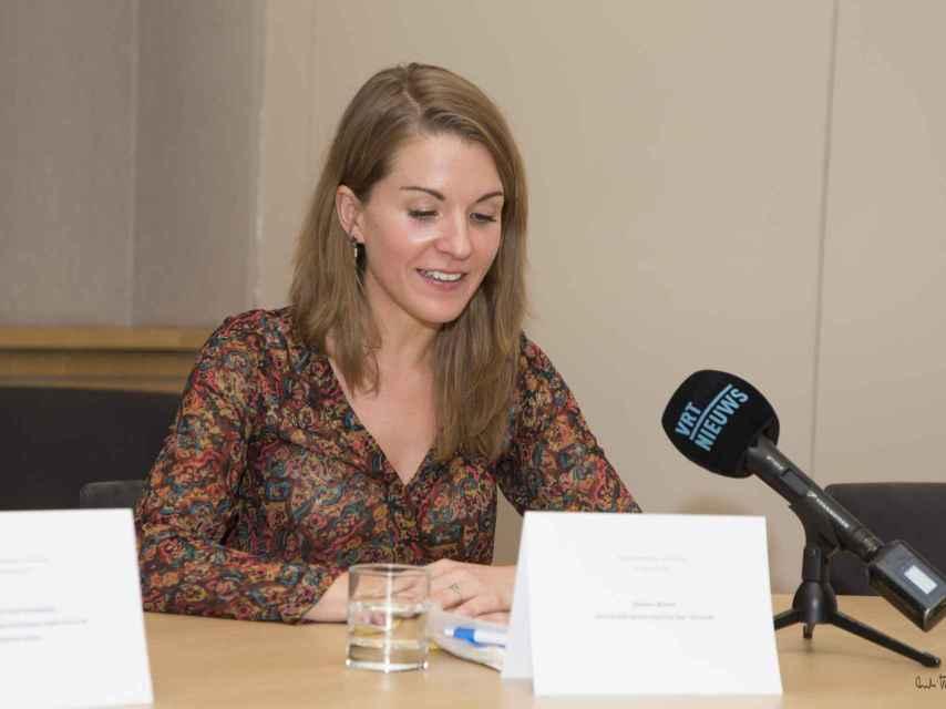 Jessika Soors dirige el servicio de desradicalización de Vilvoorde