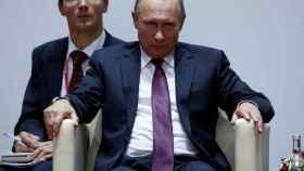 Putin durante un evento del Foro Económico Oriental en Vladivostok.