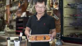 Ming Heng Chen, apodado como Iván, ahora regenta una taberna castiza en Carabanchel.