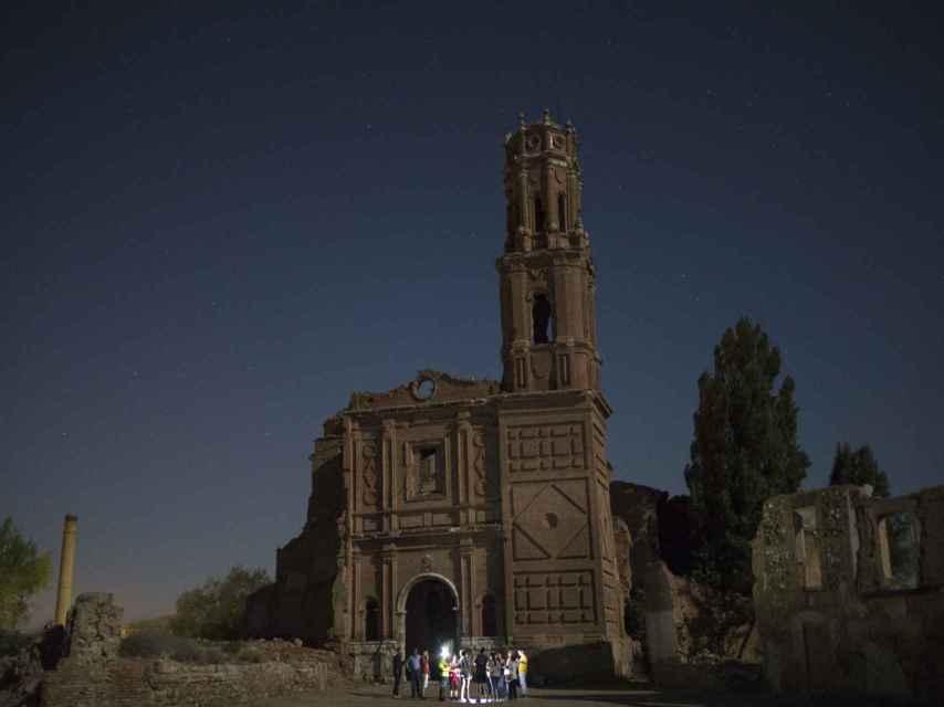 Las ruinas de Belchite albergan misterios, leyendas y una historia de 5.000 muertos.