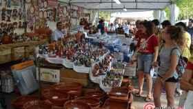 feria ceramica alfareria fiestas valladolid 20