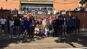 Foto Erasmus en Astorga