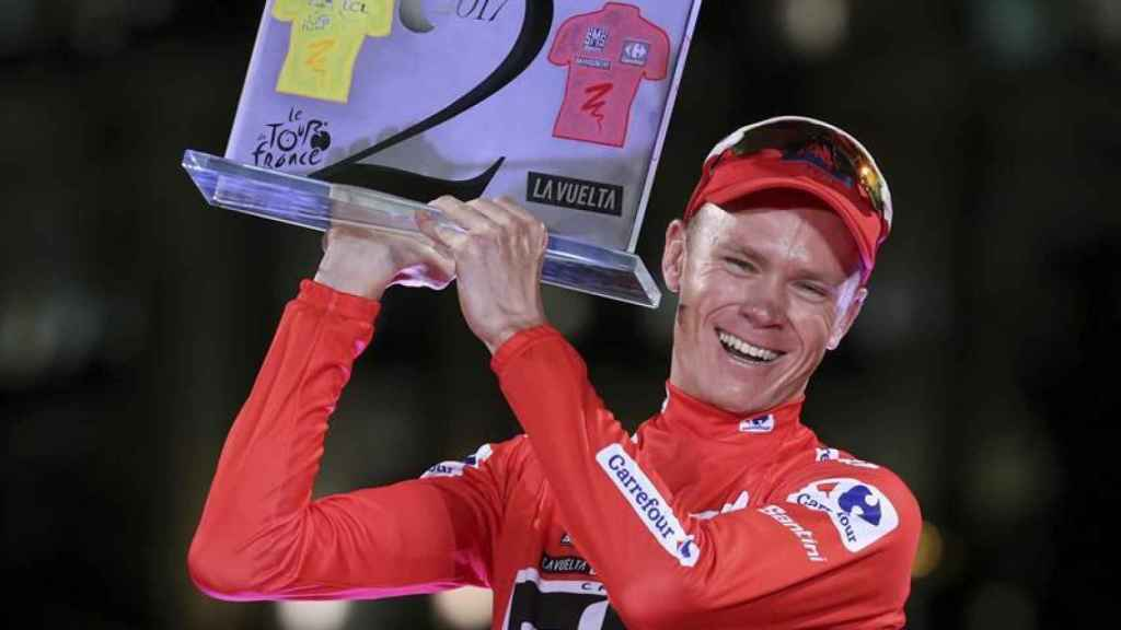 Christian Froome.