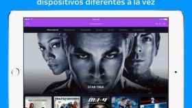 La aplicación de Sky en España para Apple.