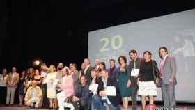 Foto 1 Premios Cine Astorga
