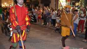 desfile feria imperiales comuneros semana renacentista medina valladolid 48