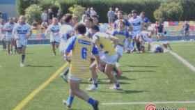 Valladolid-vrac-rugby-triangular