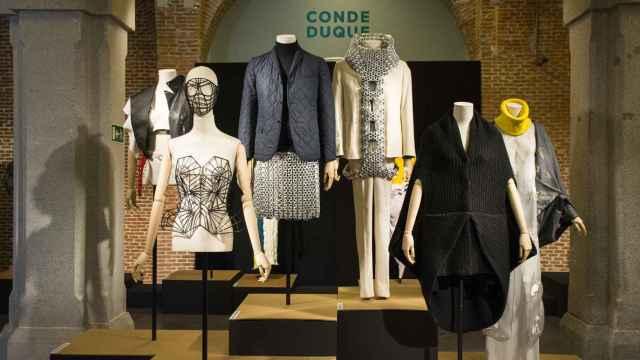 Algunos diseños de la exposición. Fotos ACME/Pablo Paniagua