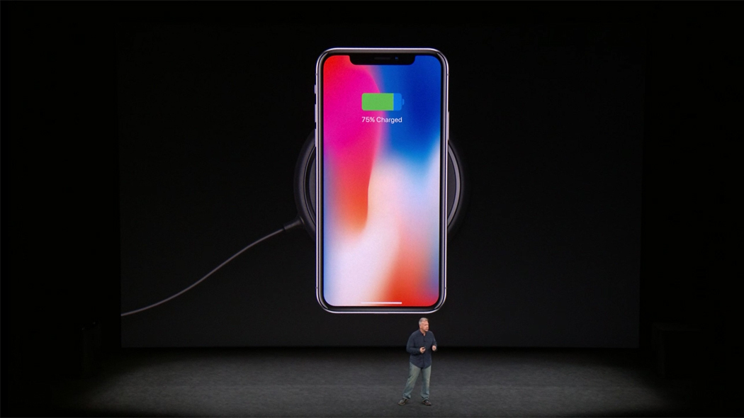 carga inalambrica iphone x