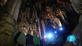 TVE Cueva de Valporquero1