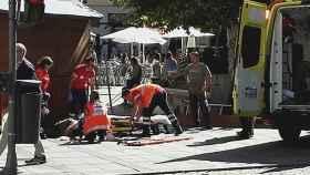 Valladolid-sucesos-caida-herido