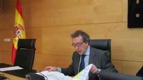 Jose Antonio de Santiago Juarez cortes presupuestos 1