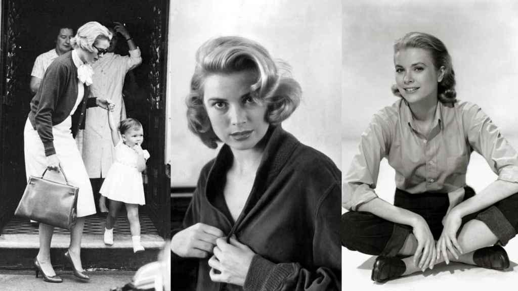 La actriz adaptaba sus estilismos de acuerdo a la ocasión.  Foto: GTRES.