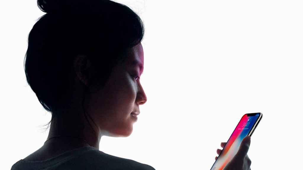 Face ID de Apple.