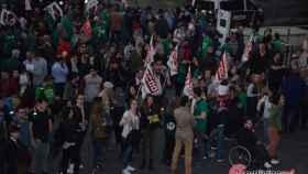 manifestacion educacion escuela publica valladolid 9 noviembre 25