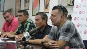 Foto sindicatos mineria