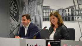 Juan Dopico y Margarita Torres