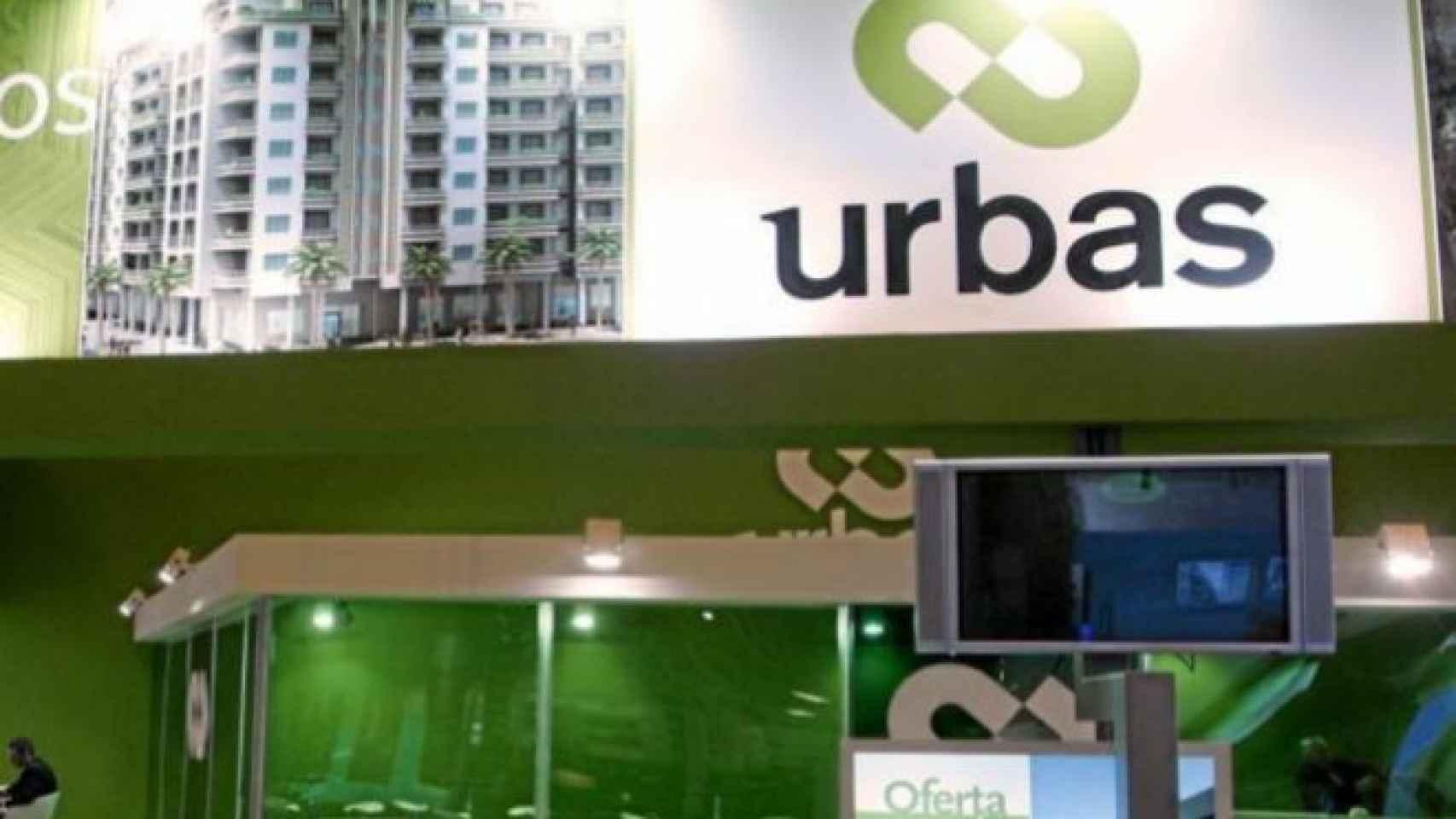 Urbas es una de las supervivientes de la crisis del ladrillo.
