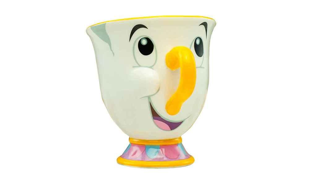 La taza de Chip que ha puesto a la venta El Corte Inglés.