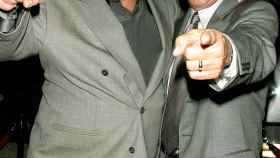 Frank Vincent, a la derecha, en una imagen de archivo.