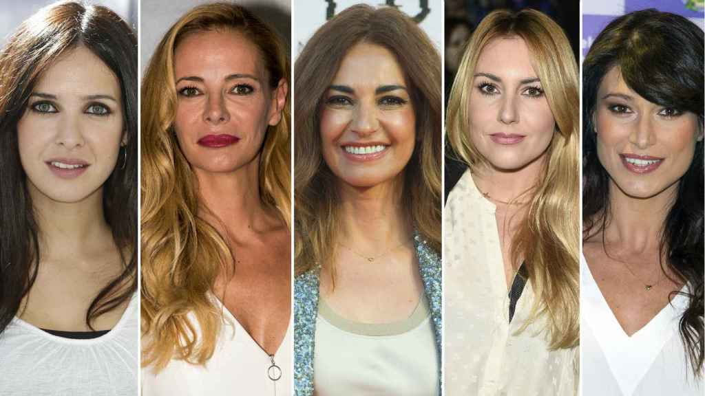 Estas son algunas de las mujeres que dan el perfil de la supuesta nueva novia de Pablo Iglesias.