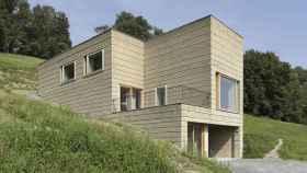 La casa Haus Rauch, obra de Martin Rauch.