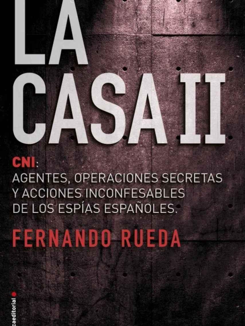 Portada del libro de Fernando Rueda.