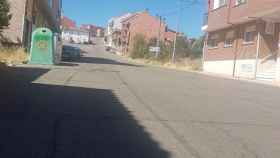Foto asfalto en Villaquilambre