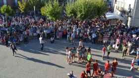 fiestas pregon desfile montemayor pililla valladolid 8