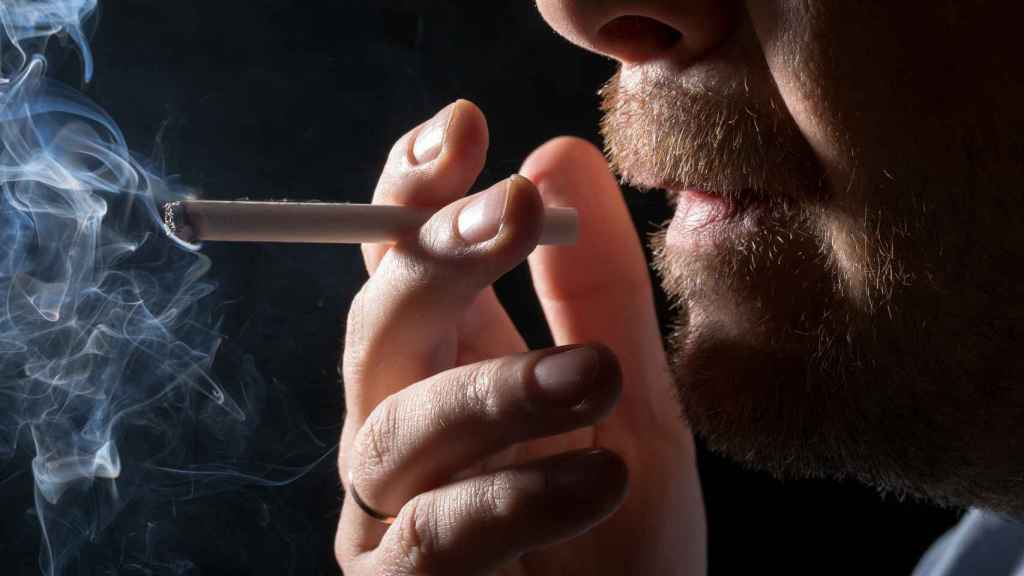 La EPOC es extremadamente frecuente en fumadores