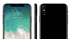 El primer clon del iPhone X con Android cuesta 100 dólares y no lo querríamos ni gratis