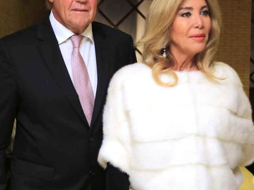 Mathias Khun  y Norma Duval mantienen una relación intermitente desde hace cerca de 8 años.